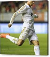 Cristiano Ronaldo 2 Canvas Print
