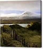 Croagh Patrick, County Mayo, Ireland Canvas Print