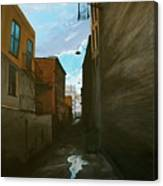 Crocker Ally Canvas Print