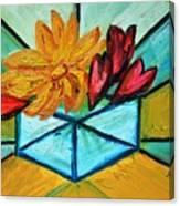 Cubes Canvas Print