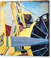 Crop Duster 93 Canvas Print