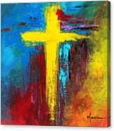 Cross 2 Canvas Print