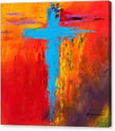Cross 3 Canvas Print