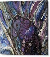 Cross Event Horizon Canvas Print