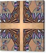 Cross Reflections Canvas Print