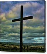 Cross Without Words Canvas Print