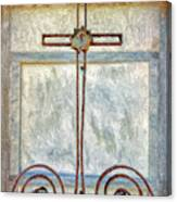 Crosses Voided - Artistic Canvas Print