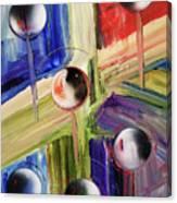 Crossing Dimensions Canvas Print