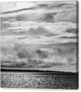 Crossing The Megler Canvas Print