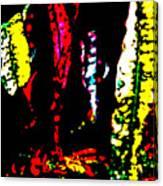 Croton 2 Canvas Print