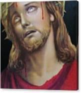 Crown Of Christ Canvas Print