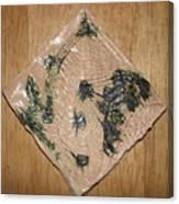 Crowned - Tile Canvas Print