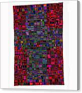 Cruciform 20 Canvas Print