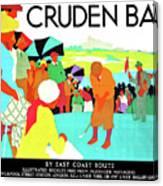 Cruden Bay, Golf Club, East Coast Route Canvas Print