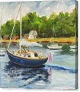 Cruising The Cape Canvas Print
