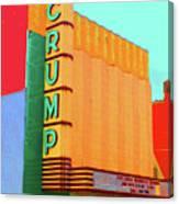 Crump Color Canvas Print