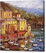Crunchy Porto II Canvas Print