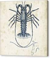 Crustaceans - 1825 - 30 Canvas Print
