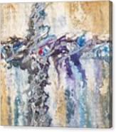 Crux 5 Canvas Print