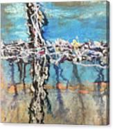 Crux 6 Canvas Print