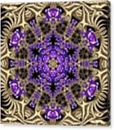 Crystal 6138 Canvas Print