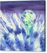 Crystal Awakening Canvas Print