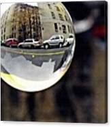 Crystal Ball Project 89 Canvas Print