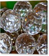 Crystal Balls Canvas Print