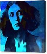 Crystal Beth Series #9 Canvas Print