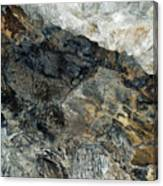 Crystal Cave Marble Ceiling Canvas Print