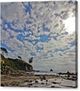 Crystal Cove Too Canvas Print