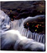 Crystal Falls Canvas Print