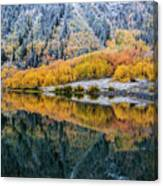 Crystal Lake Area 1 Canvas Print