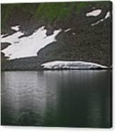 Crystal Lake Colorado Canvas Print