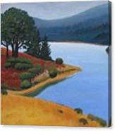 Crystal Springs Canvas Print