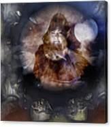 Crystal Vision Canvas Print
