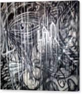Crystaline Canvas Print