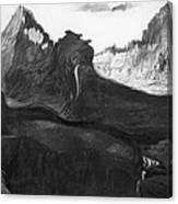 Csontvary: Hight Tatras Canvas Print