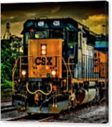 Csx 4226 Canvas Print