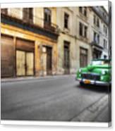 Cuba 02 Canvas Print