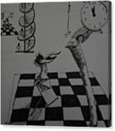 Cuckoo Game Canvas Print