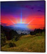 Cuenca Is Blessed II Canvas Print