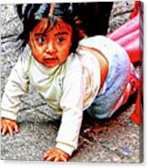 Cuenca Kids 1012 Canvas Print