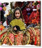 Cuenca Kids 1101 Canvas Print