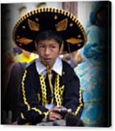 Cuenca Kids 670 Canvas Print