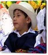 Cuenca Kids 833 Canvas Print