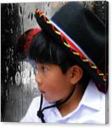 Cuenca Kids 880 Canvas Print