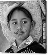Cuenca Kids 883 Canvas Print