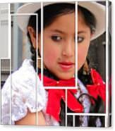 Cuenca Kids 890 Canvas Print