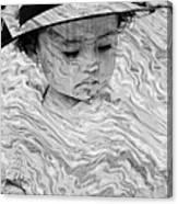 Cuenca Kids 894 Canvas Print